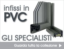 Catalogo Infissi in PVC